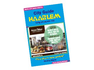 City walk in Haarlem - Freebee Map