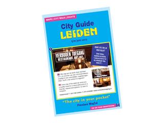 Shopping in Leiden Freebee Map